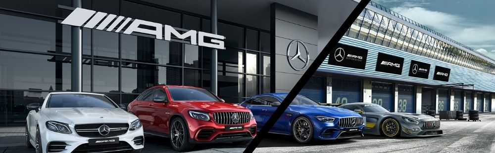 Mercedes-AMG 2 years free servicing